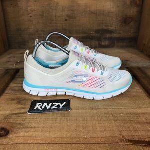 Skechers Stretch Fit Memory Foam Sneakers
